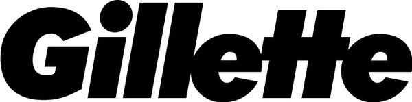 Gillette 1 Free vector in Encapsulated PostScript eps ( .eps.