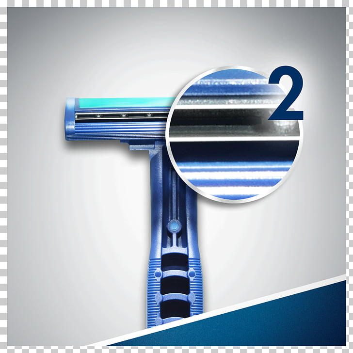 Safety razor Gillette Mach3 Shaving, Gillette Mach3 PNG.