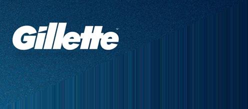Gillette PNG HD.