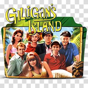 Gilligan Island Folder Icon Version transparent background.
