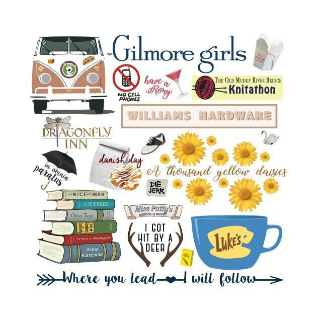 Pin by Nichole Fantasia on Gilmore girls ☕.