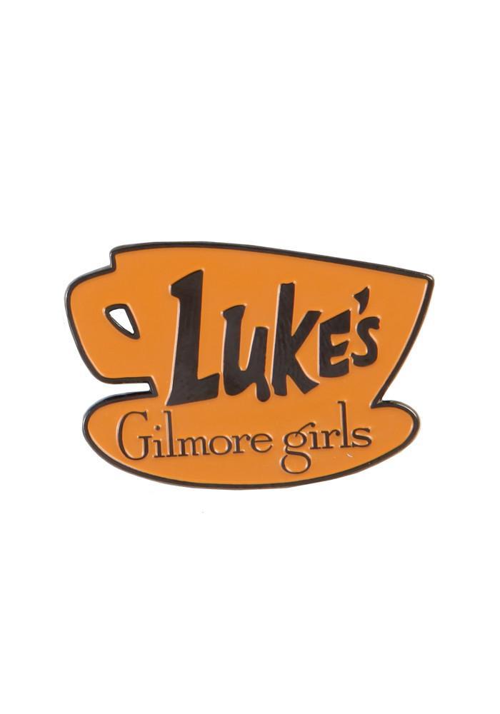 Luke\'s Diner Enamel Pin.