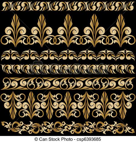 Gilt Illustrations and Clipart. 1,655 Gilt royalty free.