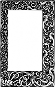 Gold Ornate Frame Clip Art Download 1,000 clip arts (Page 1.