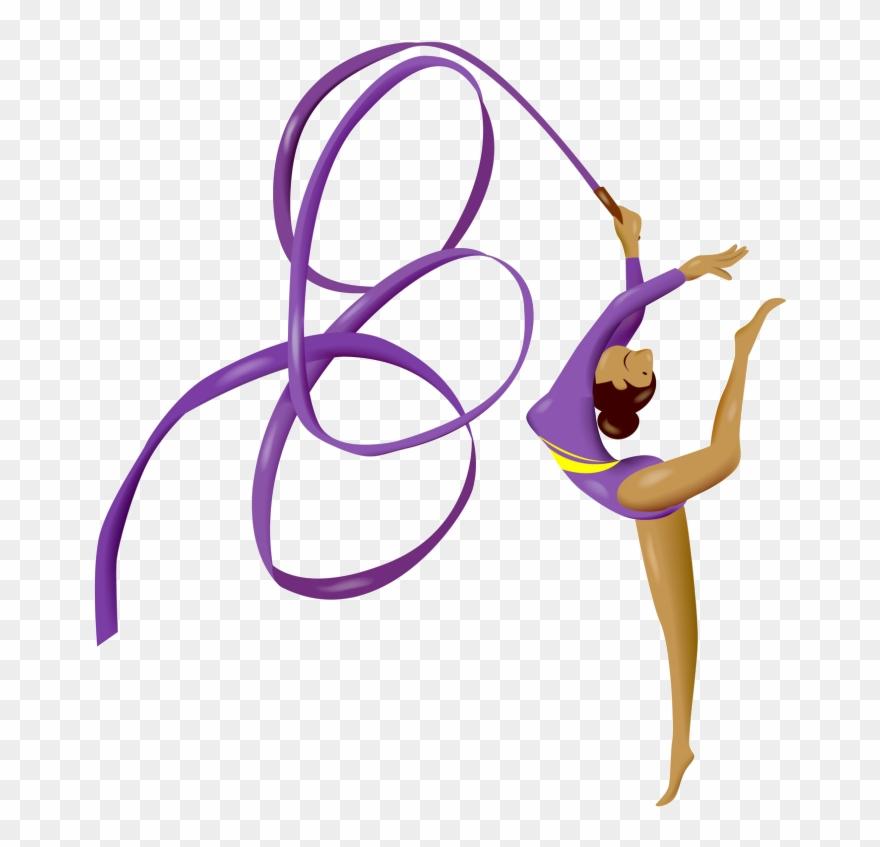 Gymnastics Png.