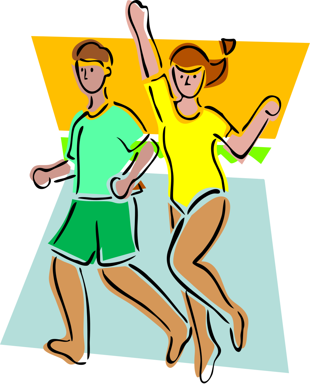 Gym clipart el gimnasio, Gym el gimnasio Transparent FREE.