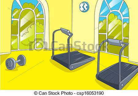3070 Gym free clipart.