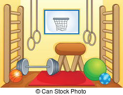 Clipart For Gym.