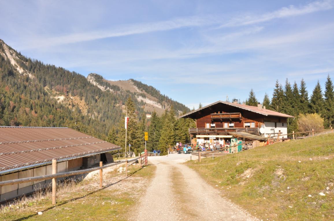 Tannheimer Berge.