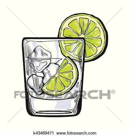 Gin and tonic clipart 4 » Clipart Station.
