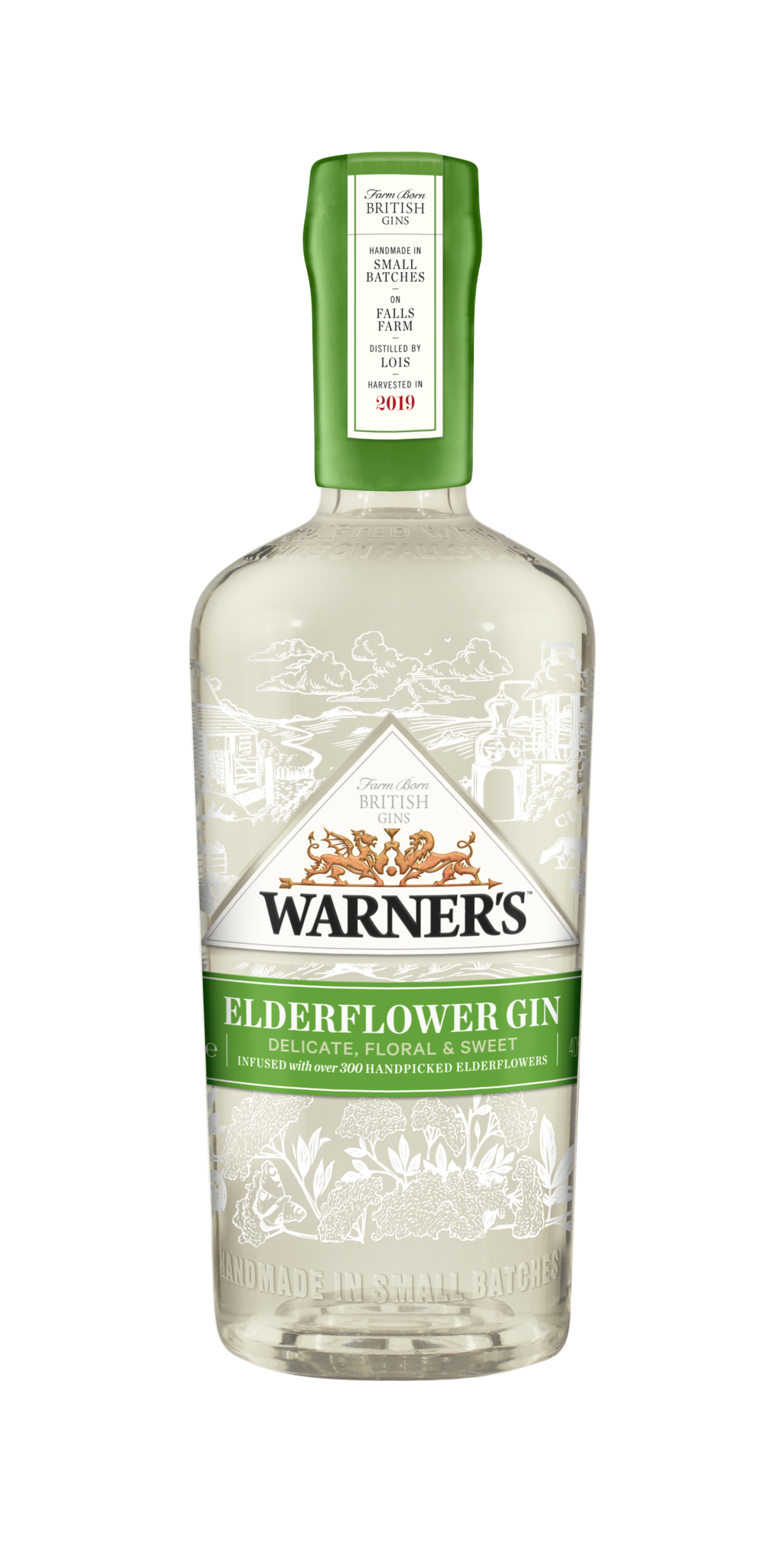 Elderflower Gin.