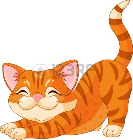 1,296 Ginger Cat Stock Vector Illustration And Royalty Free Ginger.