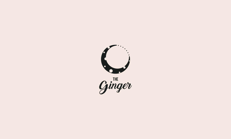 moon #logo #ginger.