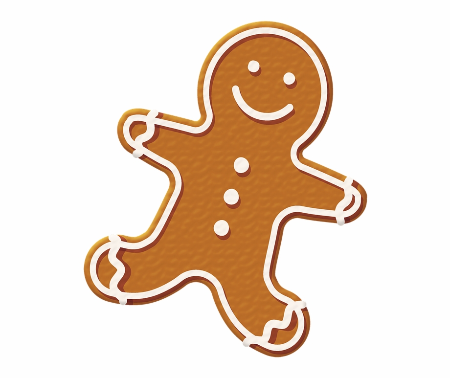 Ginger Bread Gingerbread Boy Gingerbread Cookie.