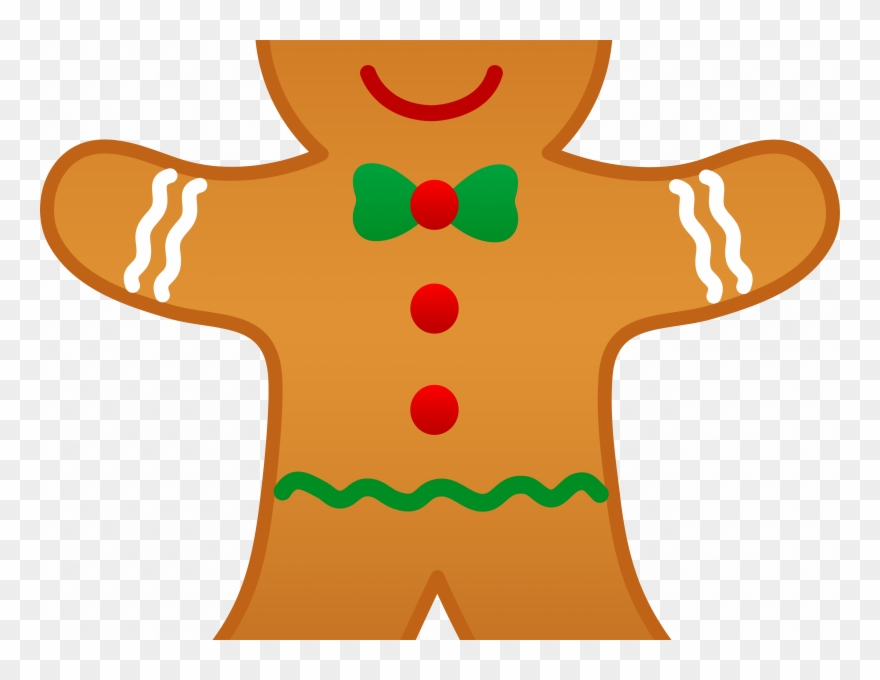 Download Gingerbread Clip Art.