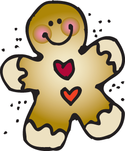 Gingerbread Clip Art & Gingerbread Clip Art Clip Art Images.