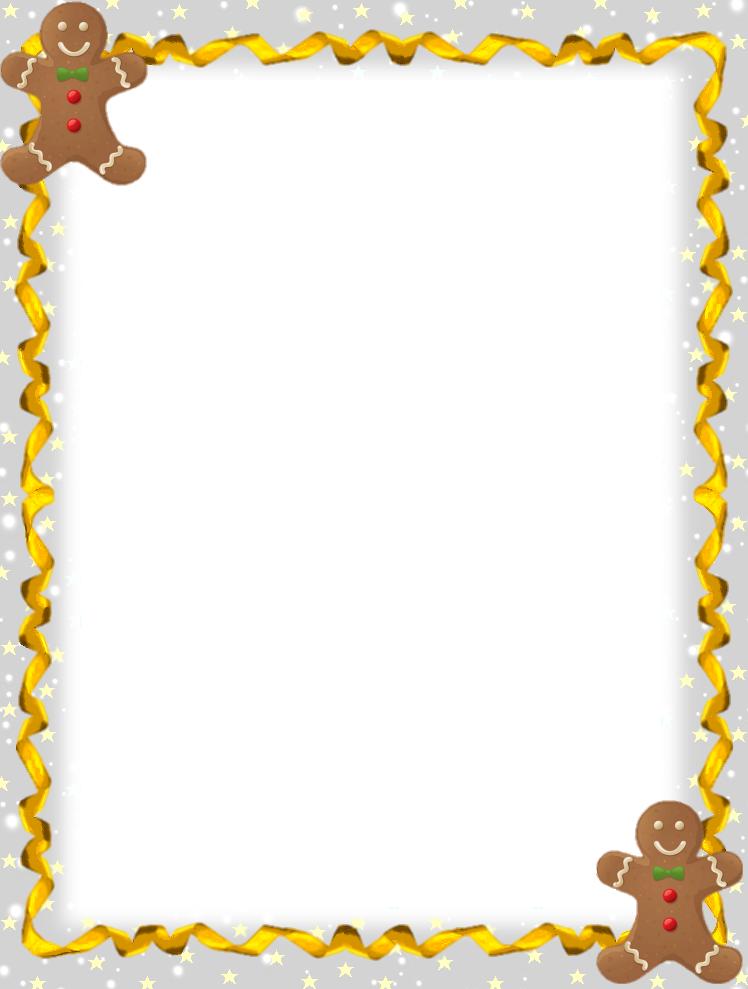 Free Gingerbread Border Cliparts, Download Free Clip Art.