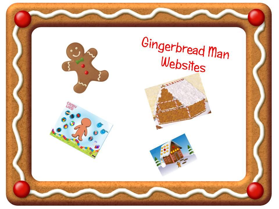 Free Gingerbread Man Border, Download Free Clip Art, Free.