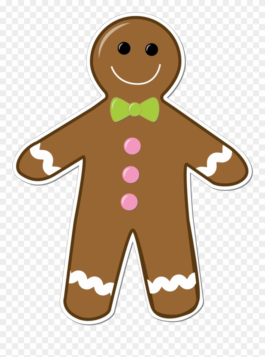 Displaying 18 Images For Gingerbread Man Border.