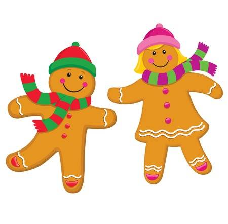 739 Gingerbread Girl Stock Illustrations, Cliparts And Royalty Free.
