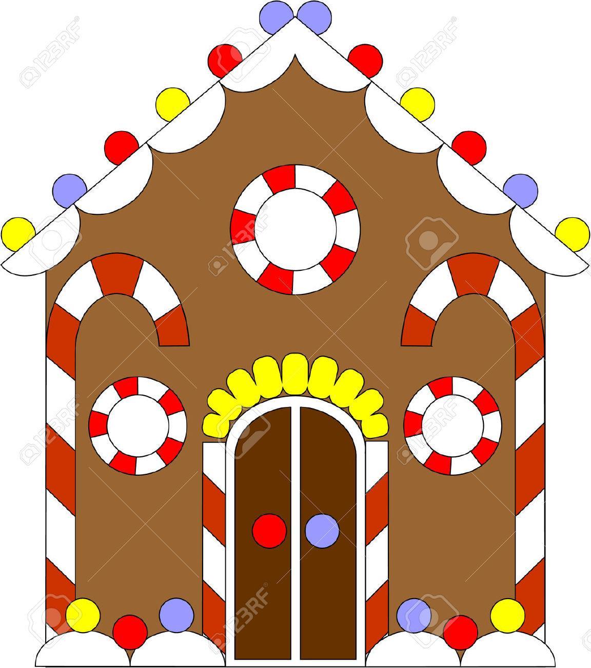 Watch more like Gingerbread House Window Clip Art.