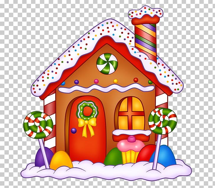 Gingerbread House Hansel And Gretel Lollipop Candy PNG, Clipart.