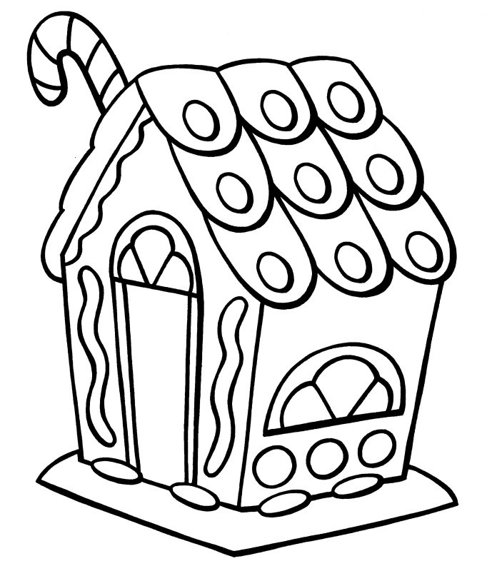 Free Gingerbread House Clipart, Download Free Clip Art, Free Clip.