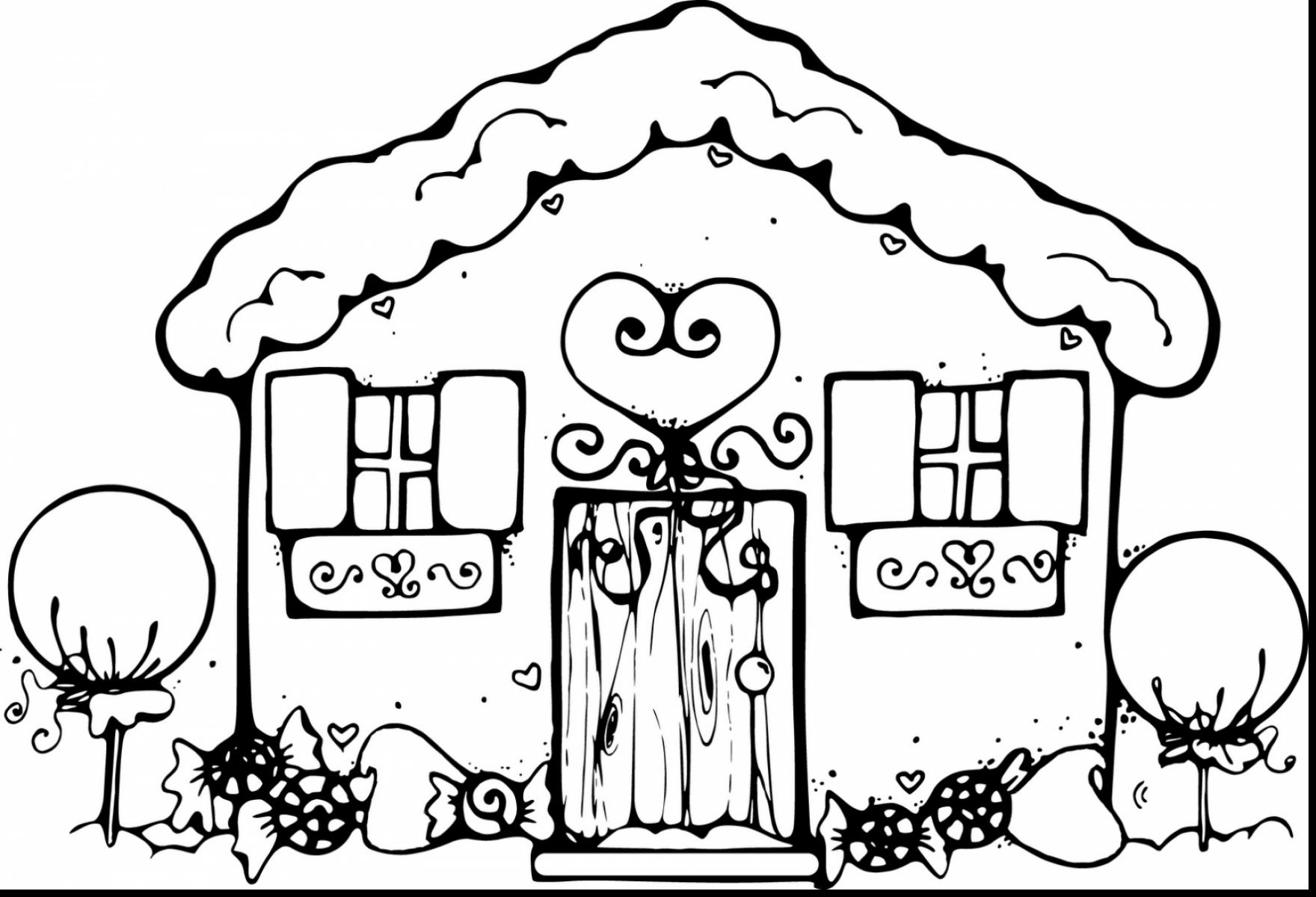 Free Gingerbread House Clip Art, Download Free Clip Art, Free Clip.