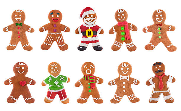 Best Gingerbread Man Stock Photos, Pictures & Royalty.
