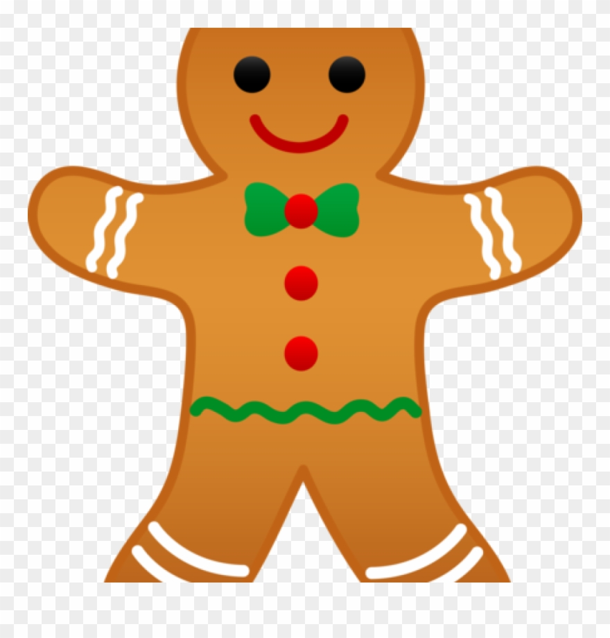 Gingerbread Man Clip Art Christmas Free Pinterest Classroom.