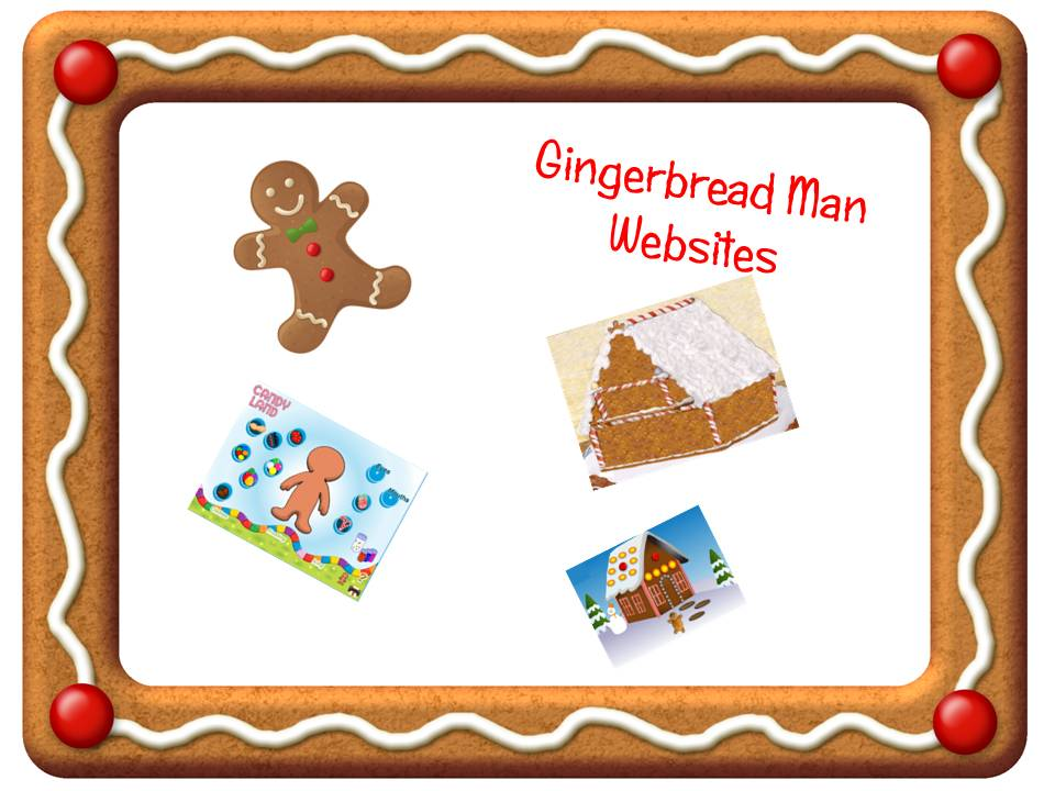 Free Gingerbread Man Border, Download Free Clip Art, Free Clip Art.