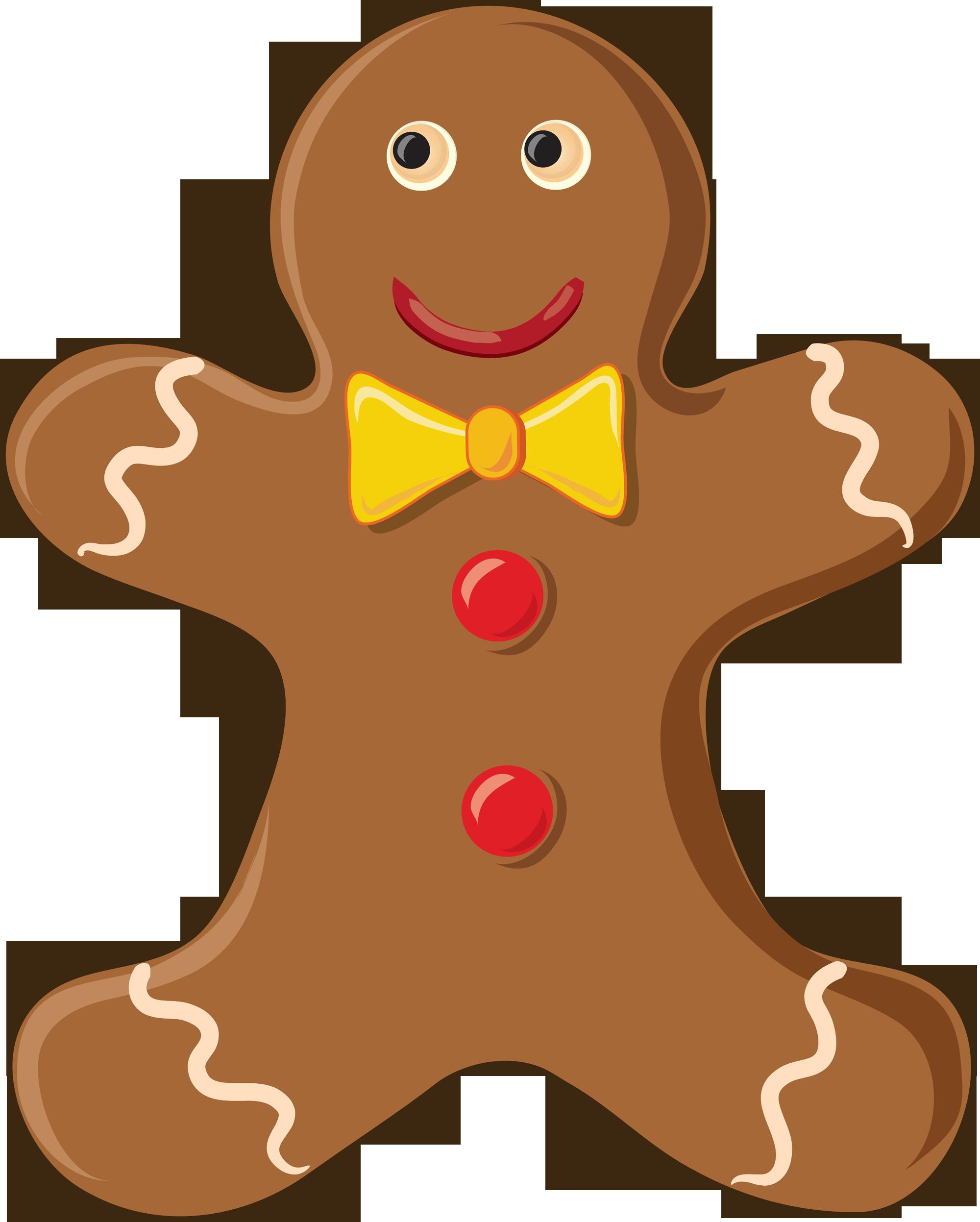 Gingerbread Man.