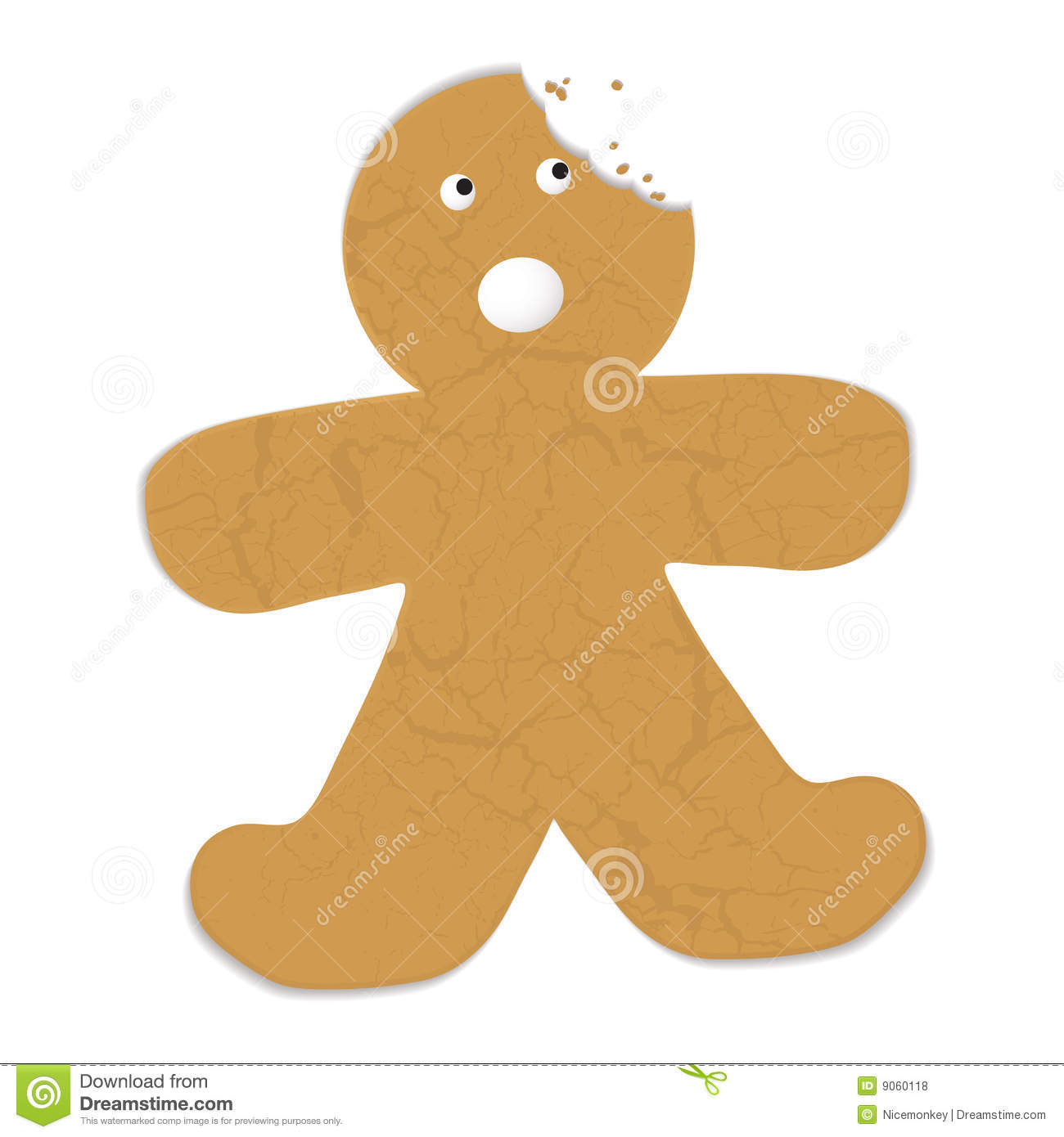Sad Gingerbread Man Stock Photos, Images, & Pictures.