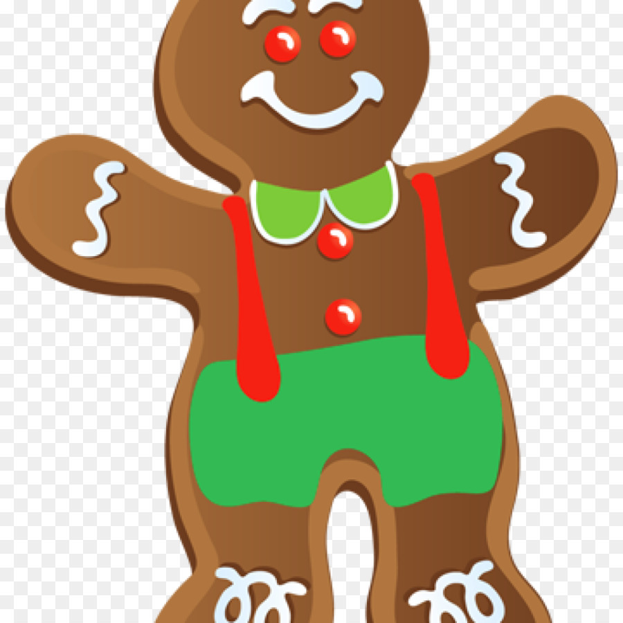 Gingerbread man cookie clipart 4 » Clipart Station.