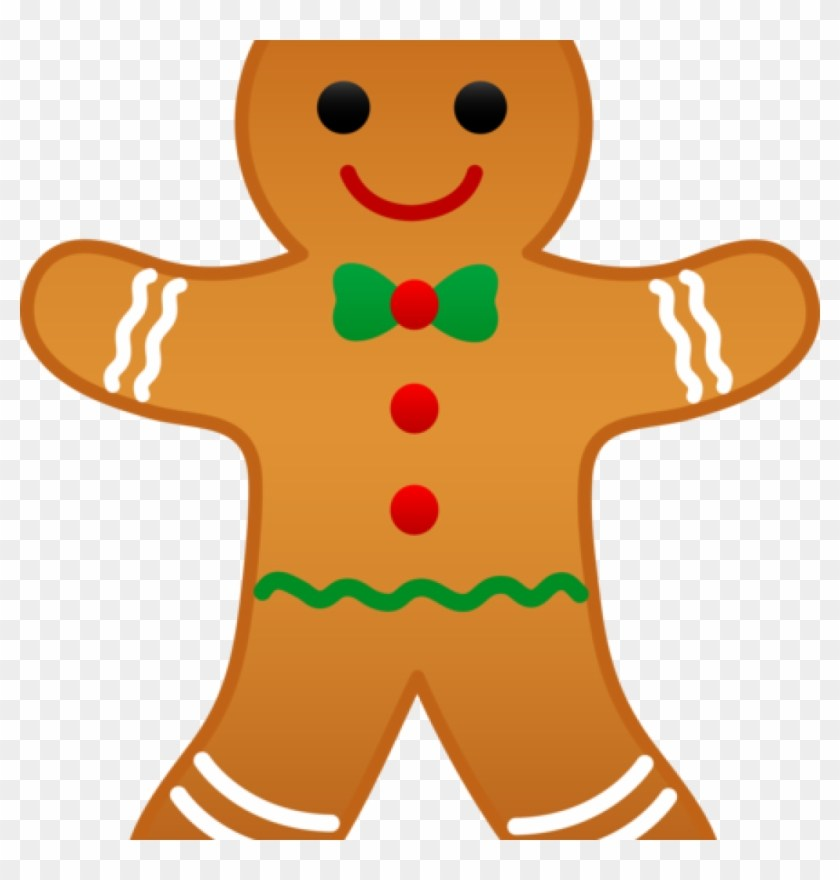 Gingerbreadman clipart 1 » Clipart Portal.