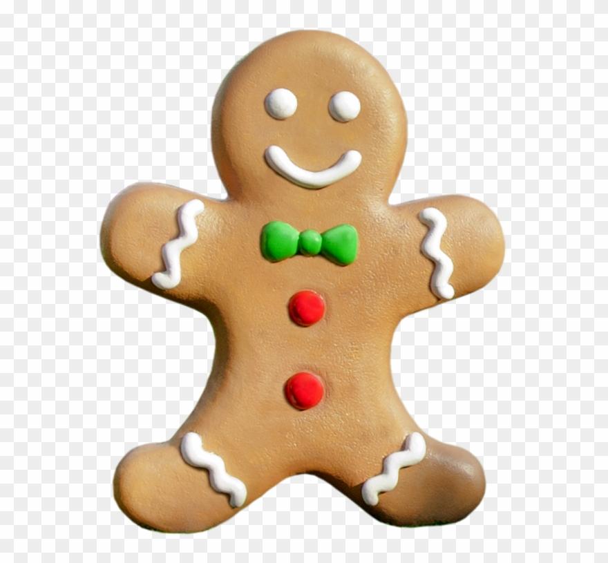 Svg Transparent Download Cookies Transparent Gingerbread.