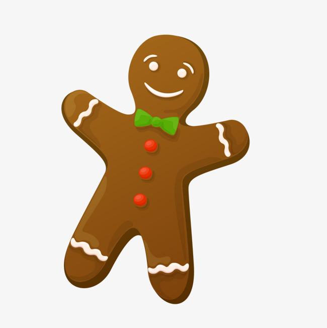 Gingerbread Man Png Png & Free Gingerbread Man.png Transparent.