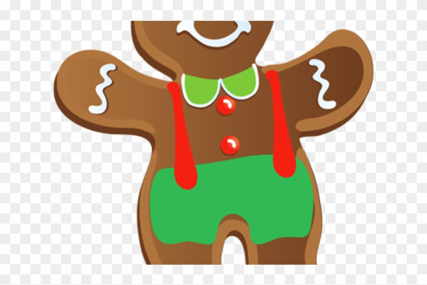 Gingerbread Man Clip Art, HD Png Download.