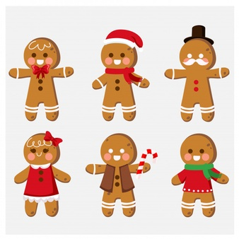 Gingerbread Man Vectors, Photos and PSD files.