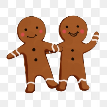 Gingerbread Png, Vector, PSD, and Clipart With Transparent.