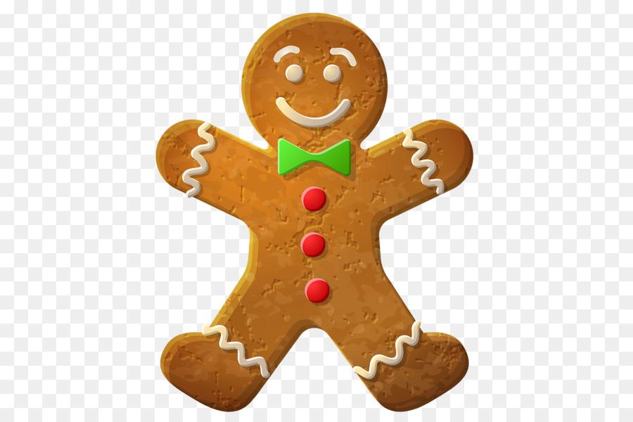Gingerbread Man png download.