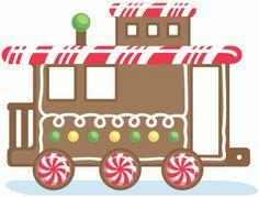 Free Gingerbread Train Cliparts, Download Free Clip Art, Free Clip.
