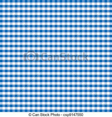 Blue gingham background clipart 1 » Clipart Portal.