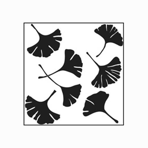 Ginkgo Leaf Clip Art.