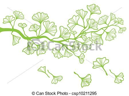 1000+ images about ginkgo leaves on Pinterest.