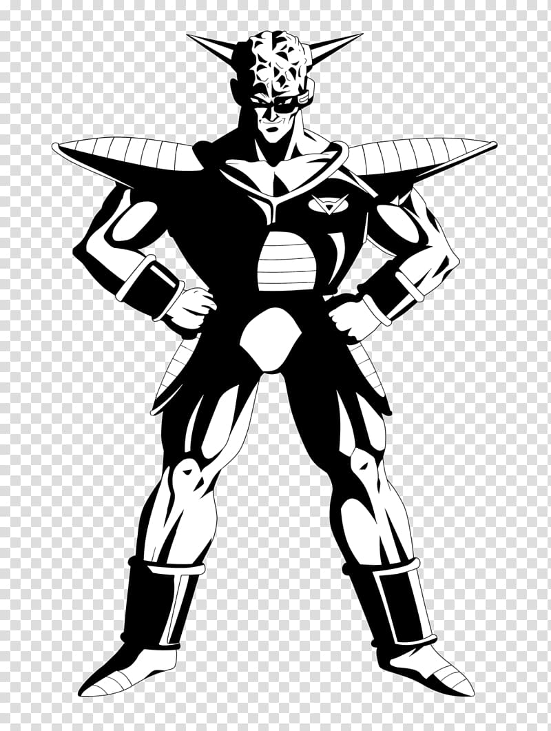 Ginyu Force transparent background PNG cliparts free.