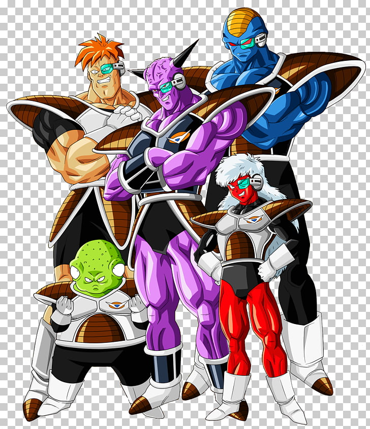 Frieza Captain Ginyu Vegeta Gohan Goku, goku PNG clipart.