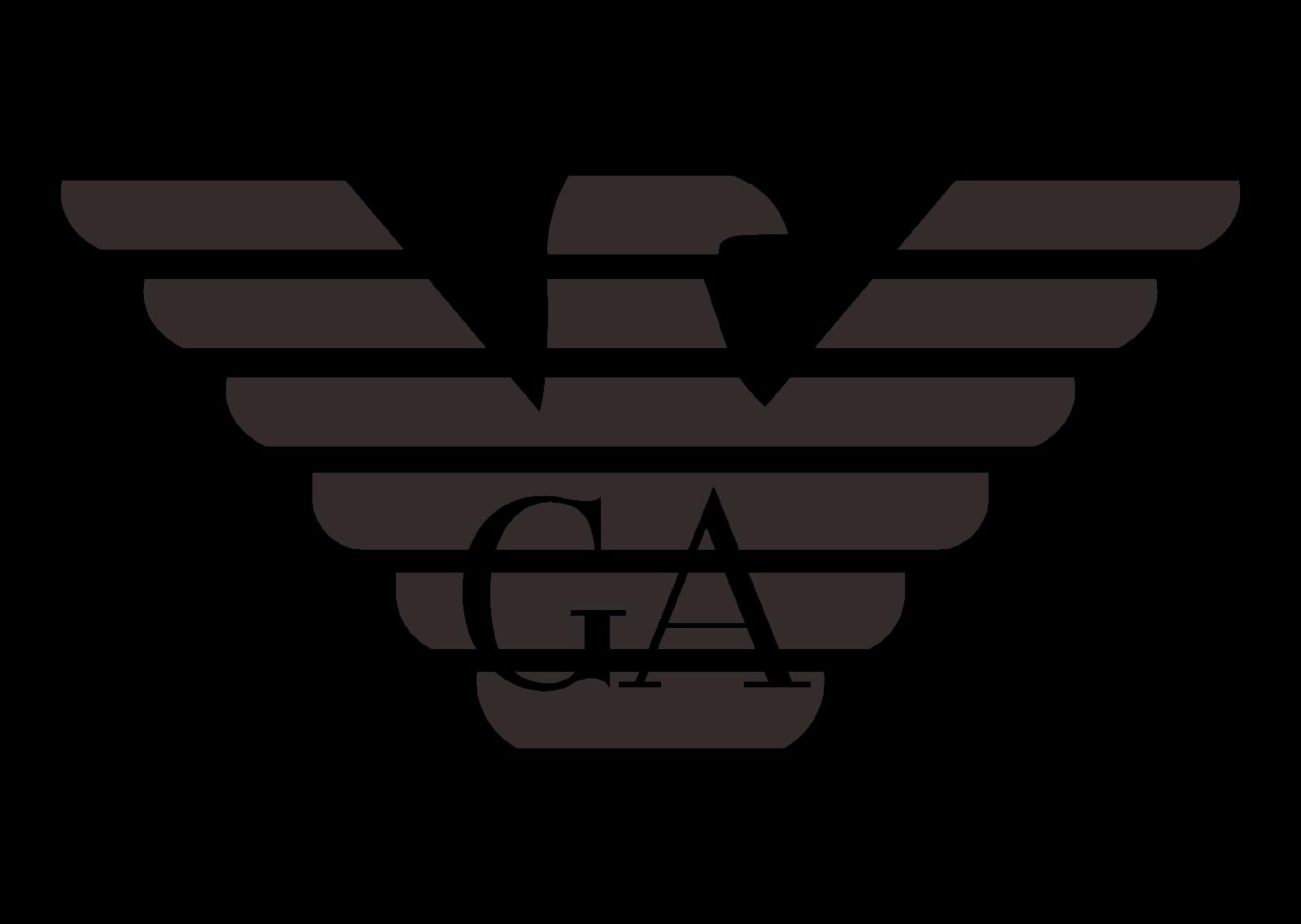 Emporio armani Logo Vector (Black.