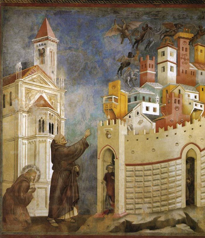 1000+ images about Giotto di Bondone, (Vespignano ca 1267.