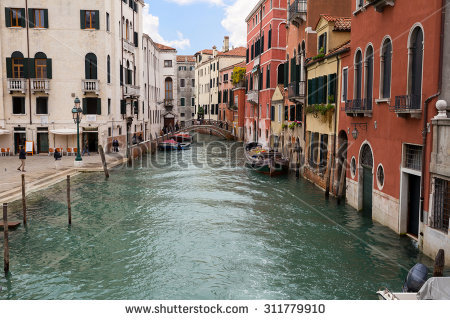 Venice Landscape Stock Photo 58175146.